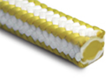 Lubricated PTFE Fiber and Aramid Fiber Packing