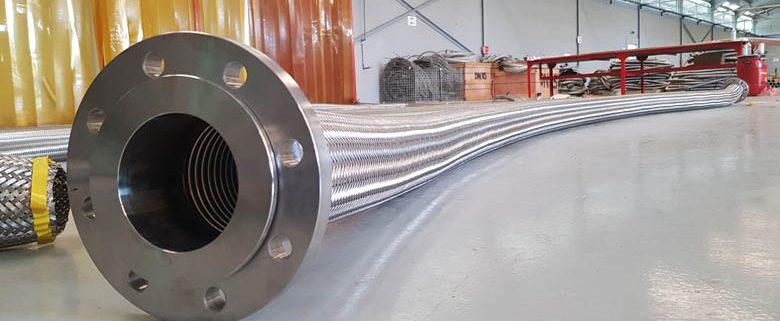 Flexible Metal Hose - Fajar Benua Indopack