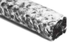 PTFE Impregnated Carbon Fiber Packing