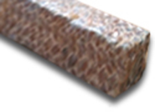 Lubricated Novoloid Fiber Packing